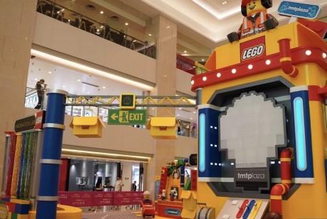 LEGO巨型快闪店空降屯门市广场