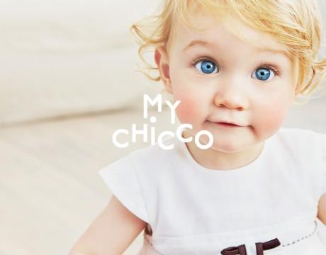 Chicco儿童品牌VI识别与包装设计
