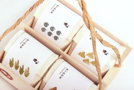 池上山谷米 - 概念包装设计