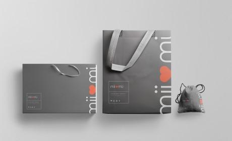 澳大利亚童装品牌Miilovemu  - 品牌识别与包装设计