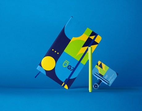 通过学习G7集团品牌视觉形象拓宽专业vi设计公司的设计理念