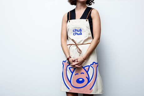 Chuu Chuá宠物品牌识别VI设计和宠物护理包装设计