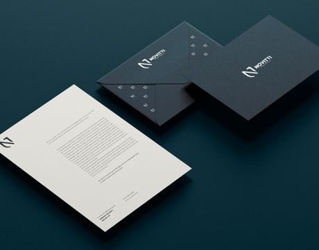 IT品牌NOVITTI视觉识别系统设计