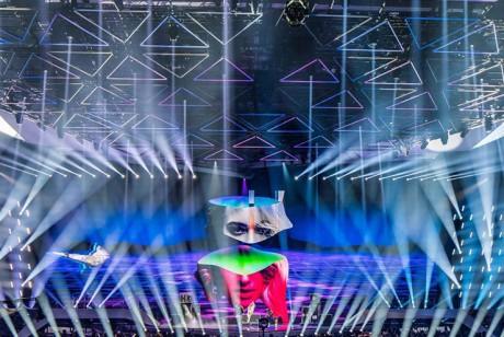 用2019年欧洲歌唱大赛告诉你震撼人心的舞美是怎么做到的