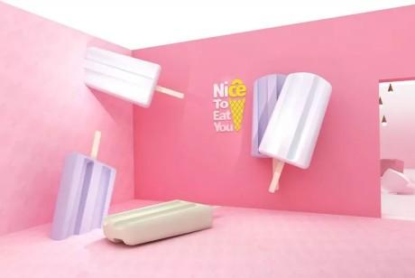 你想泡在冰淇淋世界吗?那就来这个全球超酷的冰淇淋沉浸体验展吧!