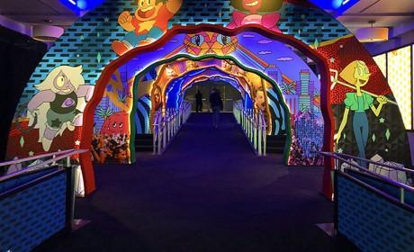 万花筒般的色彩和内容统统在华纳媒体品牌大会上得到展现