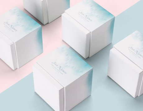 Sunnature手工香薰蜡烛包装设计方案