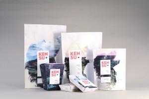 Kensu狗粮包装设计