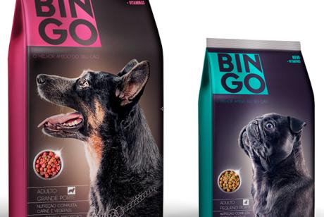 Bingo狗粮包装设计案例