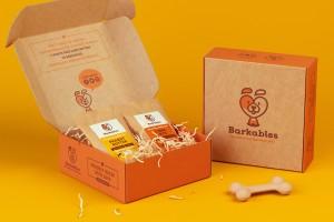 宠物食品Barkables品牌狗粮包装设计