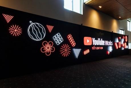 YouTube的员工大会青春活跃度好高啊