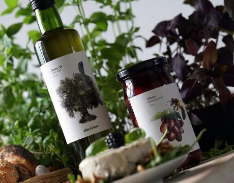 橄榄油包装设计应该温和细腻脱离营销层面做设计