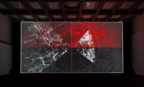 极简主义大师池田亮司亚洲全面的大型展览策划落地北美馆
