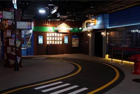 大富翁梦想世界展览策划了7大场景,又一香港玩乐消闲新地标正式登陆了