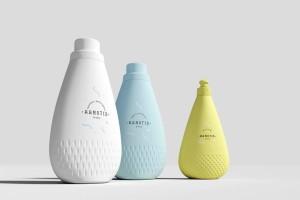婴儿护理系列包装设计Dieline获奖品牌包装延续
