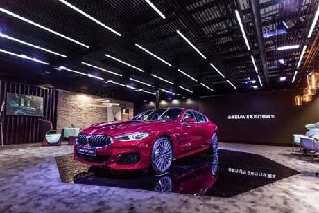 主打销售的汽车展会策划设计的实用性更强
