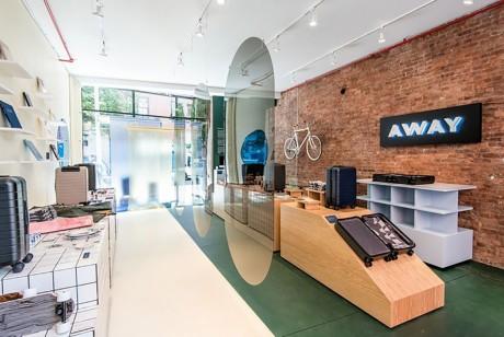 差异化的北欧风格和日式风格使这家商店的空间设计性格更鲜明,体验感也更巧妙了