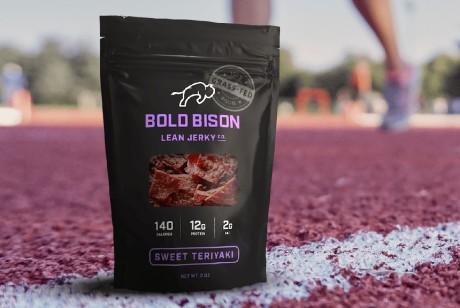 牛肉干包装设计也可以摆脱传统农产品形象的束缚设计出新的包装