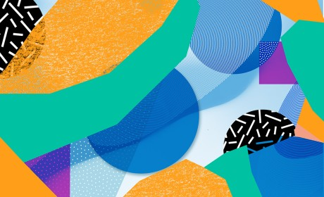 苏打水包装设计Uniquely J 2018年系列图案设计干的漂亮