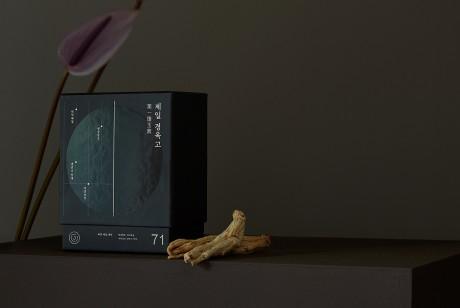 第一瓊玉膏包装设计韩国Kyungokko品牌形象开发