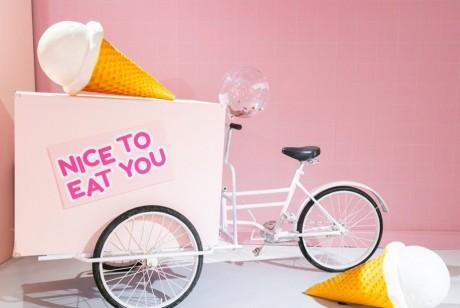 意大利网红冰淇淋沉浸式体验展览策划甜美风直接爆棚!