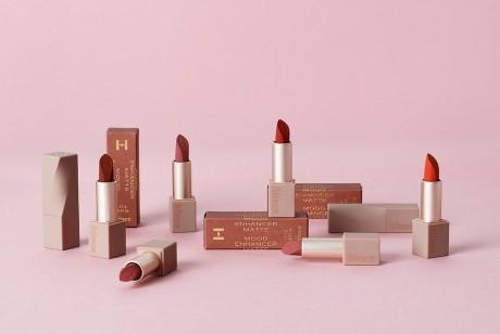 韩国小众口红Hince彩妆品牌识别和包装设计
