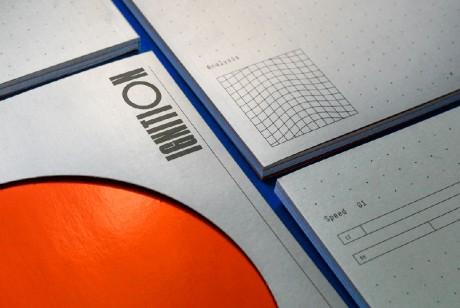 Yellow Vision 杂志的艺术指导和编辑设计