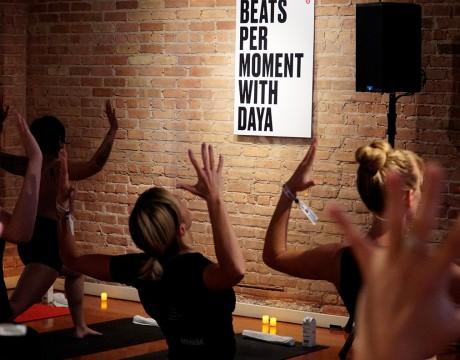 Beats Per Moment音乐赛事品牌识别与交互设计