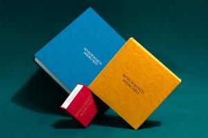 Maison Marou品牌环保理念月饼礼盒包装设计