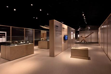 东亚岛屿文化展览设计策划案例,每一个古物都带着发现者的故事与生活场景