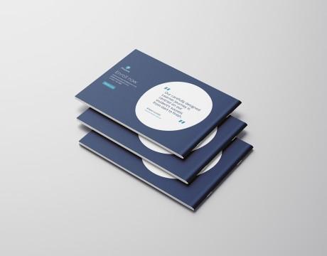 南非设计师Ollie de Wit 招股书画册设计