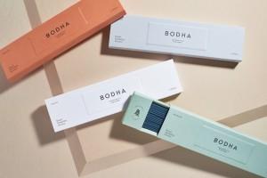 香薰品牌Bodha品牌识别设计与包装设计