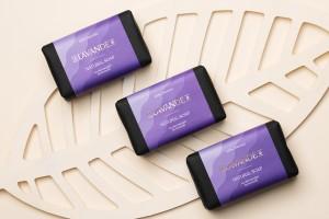 LA LAVANDE护肤品牌标识和包装设计