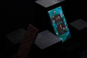 ACH素食主义者巧克力受艺术启发的巧克力系列包装设计