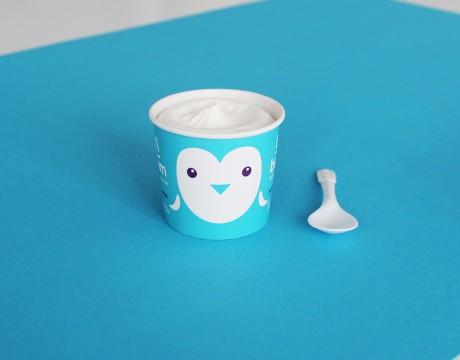 冬日来临,是时候吃冷饮了,来看看Bifiboom的冰淇淋包装设计