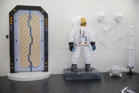 将快闪店策划成密室逃脱他们是第一家,一起来这个科幻主题的密室快闪店玩转一番吧!