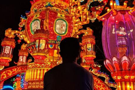 春节商场美陈设计有哪些注意事项?