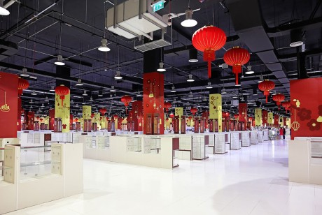 如何设计塑造大型购物中心形象?