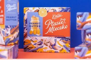 插画风格食品包装设计,感受波兰流派插图风采