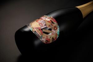 Wills Domain 香槟包装设计瓶贴设计