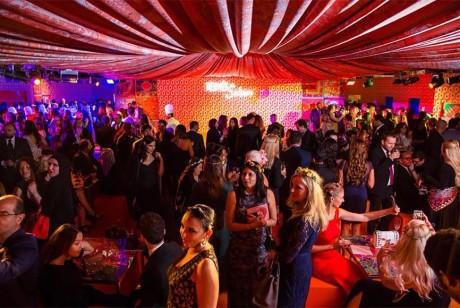疯狂艺术状态气氛的派对策划是最受期待的沉浸式体验派对了