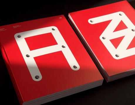 任性的艺术/加拿大150 - 从A到Z书籍画册设计