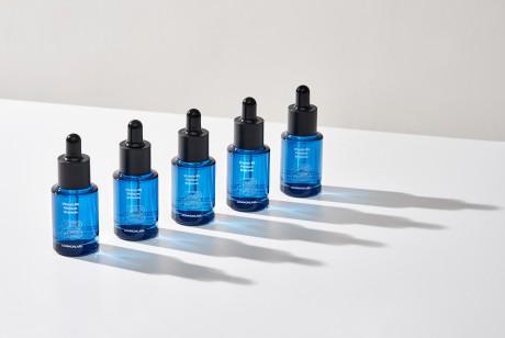 韩国化妆品品牌COMMONLABS品牌识别及包装设计更新