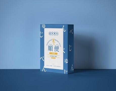 台湾小伙设计的益生菌概念包装,在食品健康领域从视觉表现信赖
