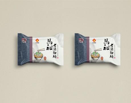 五木食品品牌包装设计