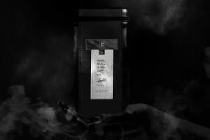 Black Smith反向标识咖啡包装设计
