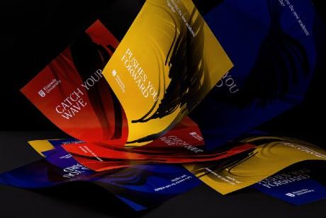 立陶宛克莱佩达大学品牌系统/通信设计