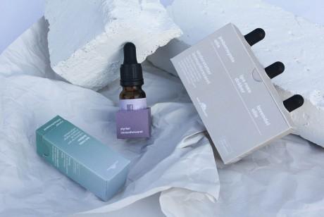 药品品牌包装新视觉设计,丹麦奥胡斯VIA设计学院概念包装设计