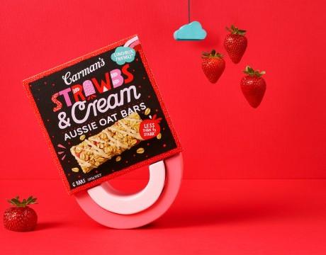 食品包装设计异想天开,澳洲燕麦释放想象力