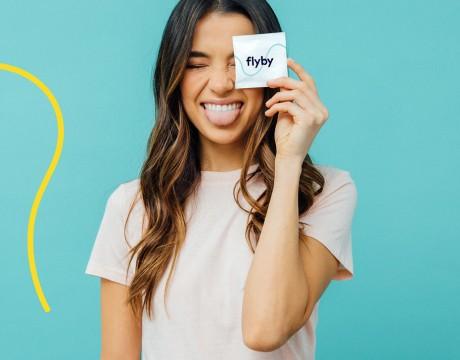 醒酒药品牌Flyby品牌识别和包装设计